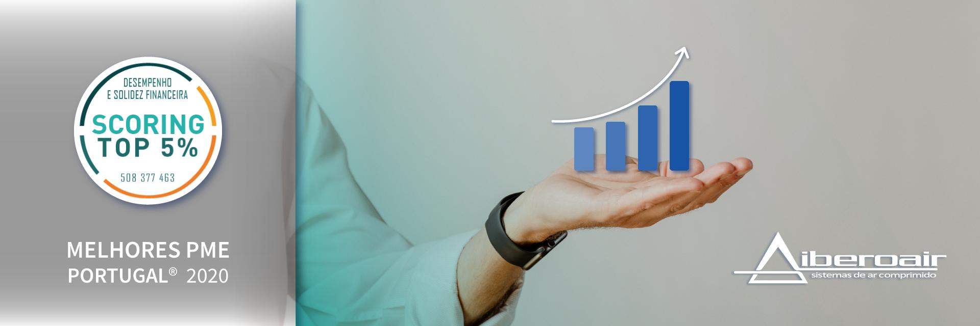 Iberoair Top 5% Melhores PME 2020